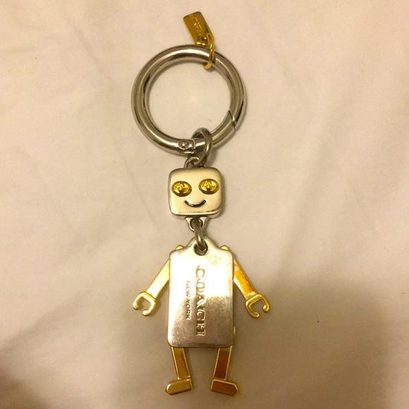 Robot Key chain